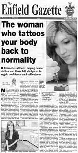 Sol Cosmedics on The Enfield Gazette