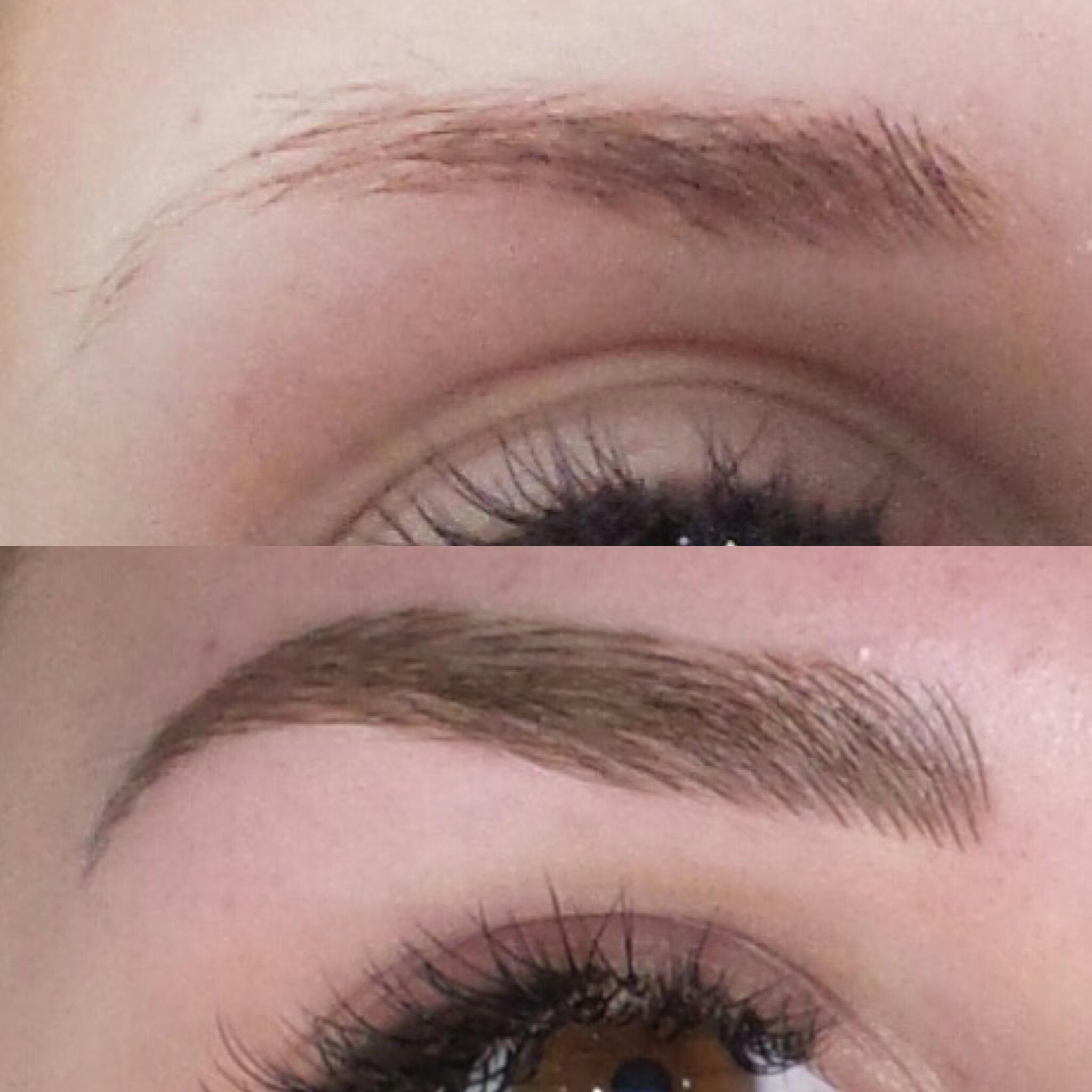 Sol Cosmedics Eyebrow Microblading  